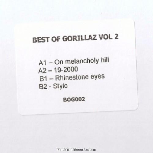 Best Of Gorillaz 02