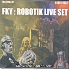 FKY - Robotik Liveset CD
