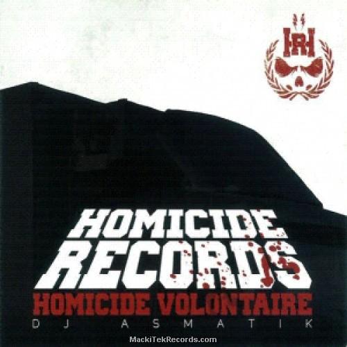 Homicide CD 01