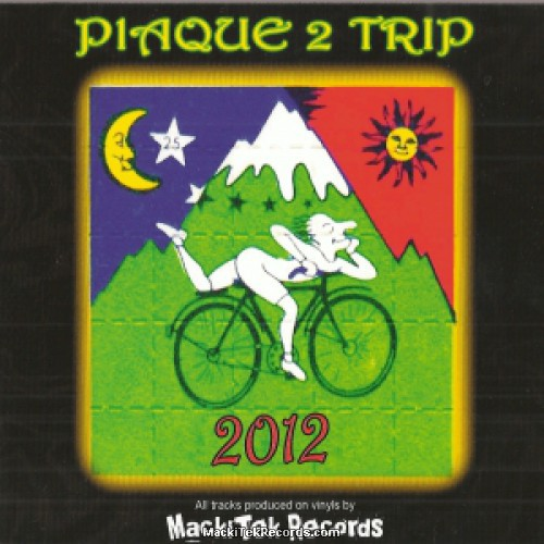 Plaque 2 Trip 2012 CD 01