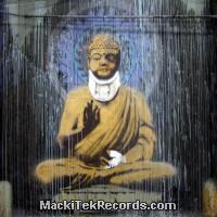 Bache Banksy Bouddha