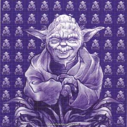Bache Yoda Blue