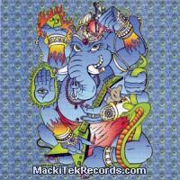 Tarpaulin Blue Ganesh