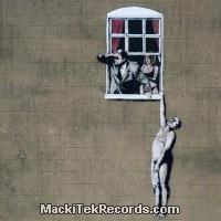 Bache Banksy Fenêtre