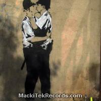 Tarpaulin Banksy Police