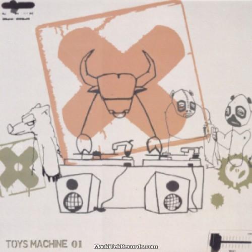 Toys Machine 01