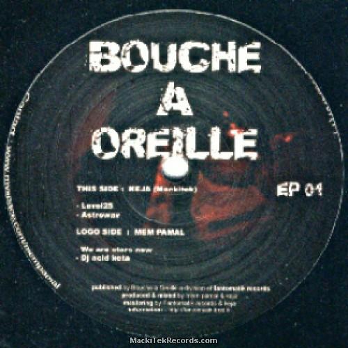 Bouche A Oreille EP 01