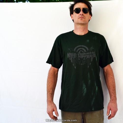 T-Shirt Vert Non Drogué