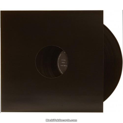 x10 Pochettes Noire 12 Inches
