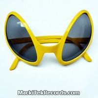 Bezel Yellow Martian