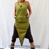 Dress Shamboo Acid Pyramid