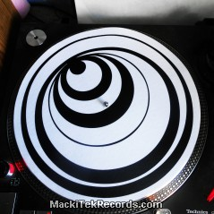Mackitek Feutrines 18 White