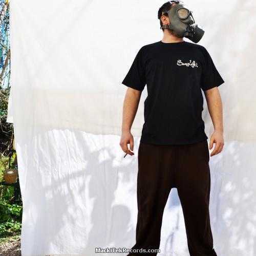 T-Shirt Noir Easy Life K2