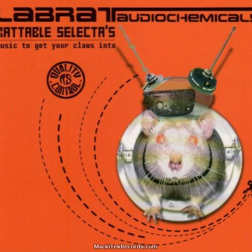 Labrat Audio CD 01