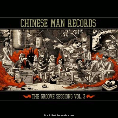 Chinese Man Records 28