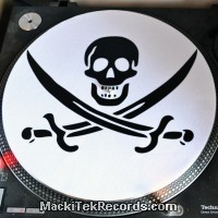 Slipmats Pirate