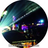 Keja vs Kan10 Live at Woodstek 2014