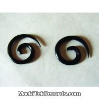 Elargisseurs Spirale en corne 2mm