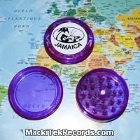 Grinder Jamaica aimanté 3 Part Violet