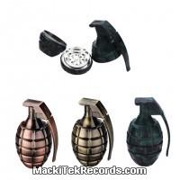 Grinder Grenade Alu 3 Parties
