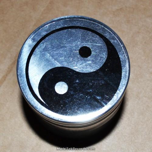 Grinder 4 part 43mm Ying Yang