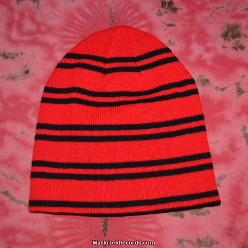 Bonnet Rouge et Noir