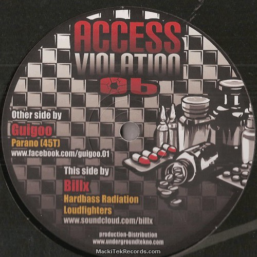 Access Violation 06 RP