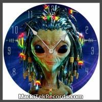 Clock Alien Dreads