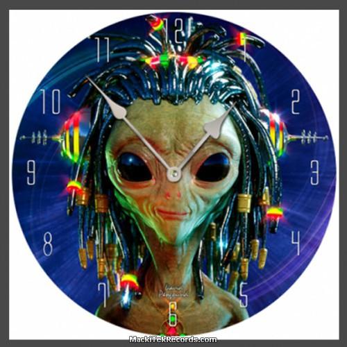 Horloge Alien Dreads