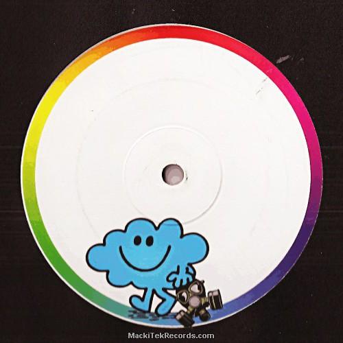 Circular Rainbow 05
