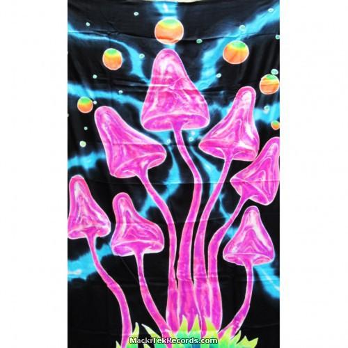 Tenture Batik Fluorescente BT013