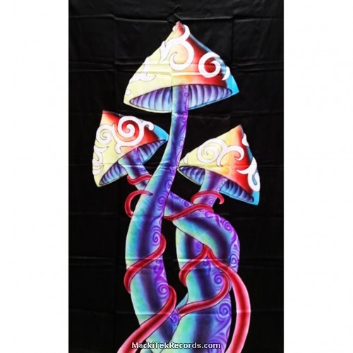 Tenture Airbrush Fluorescente AR049