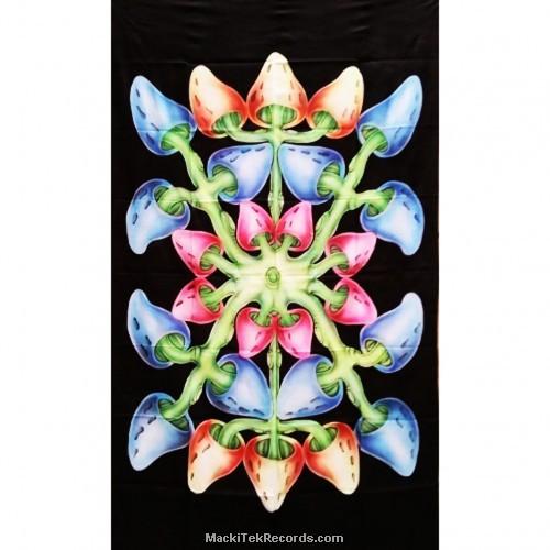 Tenture Airbrush Fluorescente AR030