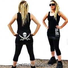 Tunique Noire We Are Pirates