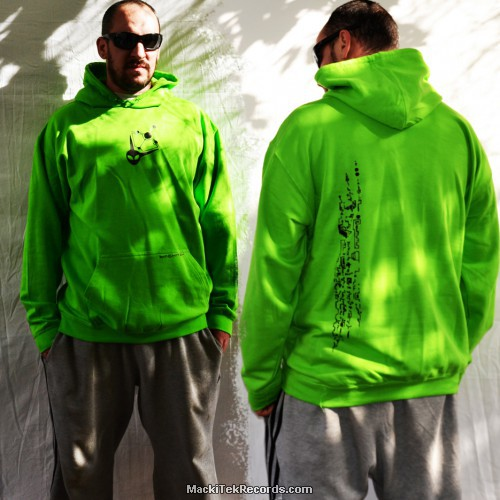 Sweat Alien Green Crop Circles Script