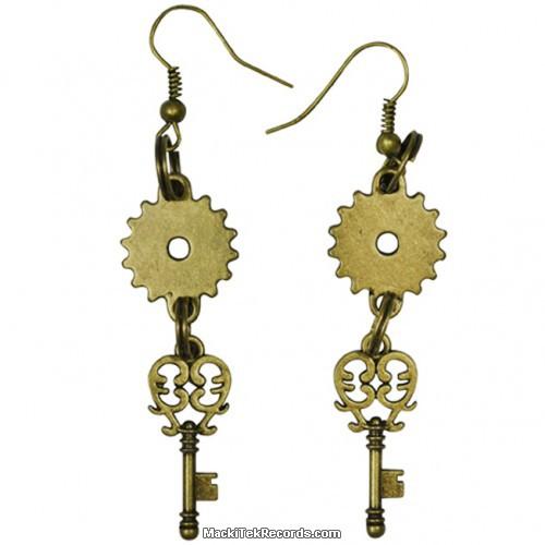 Boucles dOreilles Keys