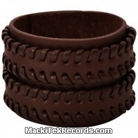 Bracelet de Force Cuir Brown Straps