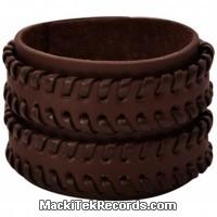 Bracelet de Force Cuir Brown Straps