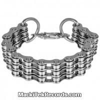 Bracelet Metal Triple Bike