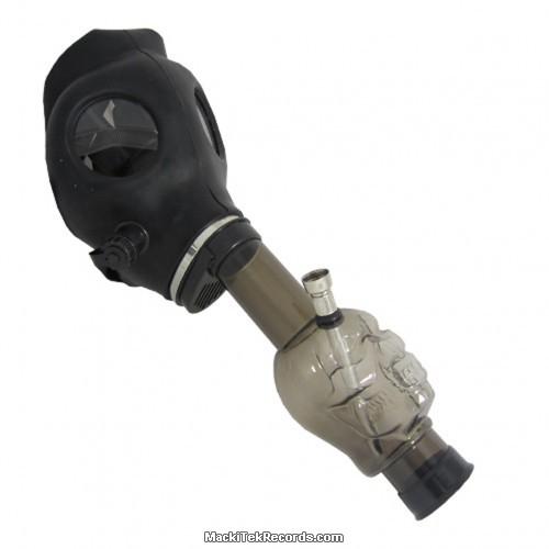 Masque Bang Acrylic Skull Noir
