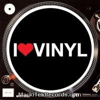 Feutrines I Love Vinyl