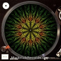 Slipmats Optical Hallu 9