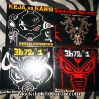x4 Cds MackiTek 3672 Keja vs Kan10 LTD