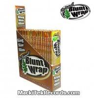 Feuille Slim Blunt Wrap Gold Box