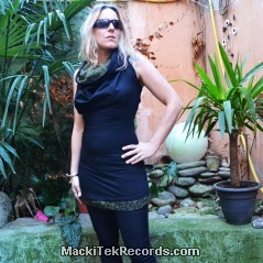 Dress Black Surya