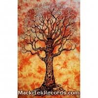 Hanging Tree of Life TES072 Orange
