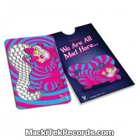 Grinder Card Cheshire Cat