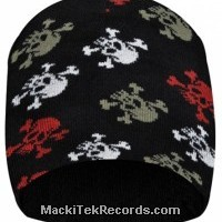 Bonnet Pirate Skulls