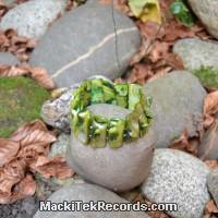 Bracelet Nacre Vert