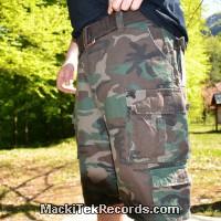 Short Camouflage MackiTek 1